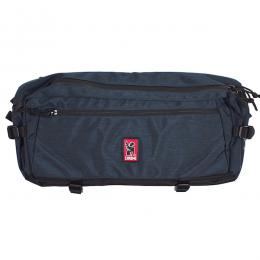 CHROME / KADET NYLON MESSENGER BAG (INDIGO)