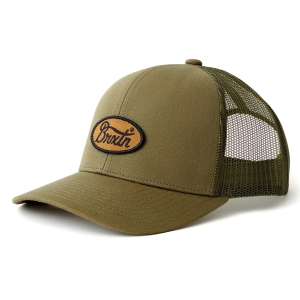 BRIXTON / PARSONS CROSSOVER MP MESH CAP (OLIVE)