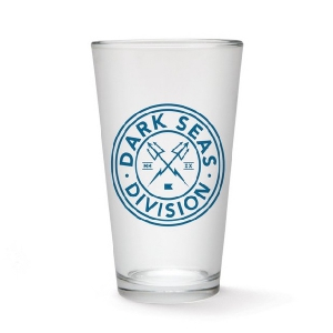 DARK SEAS / NAVIGATOR PINT GLASS (CLEAR)