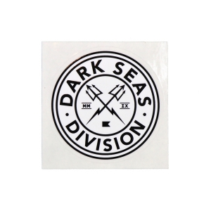 DARK SEAS / NAVIGATOR STICKER (SMALL)
