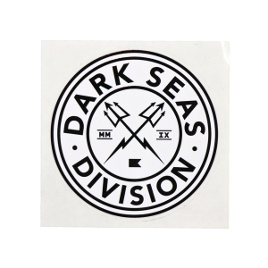 DARK SEAS / NAVIGATOR STICKER (LARGE)