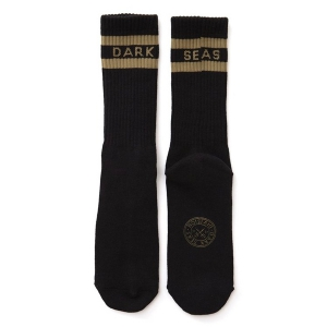 DARK SEAS / WORKUP SOCKS (BLACK)
