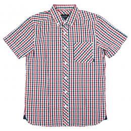 NIXON / BIXBY S/S SHIRT (RED)