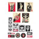 OBEY / STICKER PACK 3 (ASSORTED)