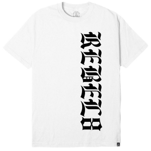 REBEL8 / HASS TEE (WHITE)