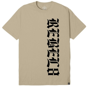 REBEL8 / HASS TEE (SAND)