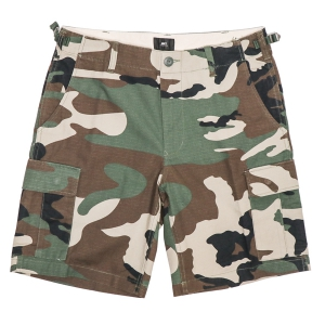 OBEY / RECON CARGO SHORT II (FIELD CAMO)