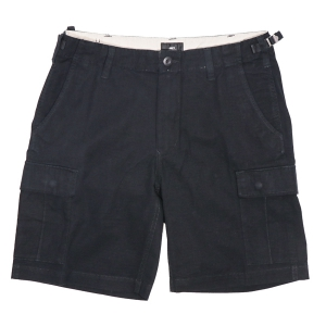 OBEY / RECON CARGO SHORT II (BLACK)