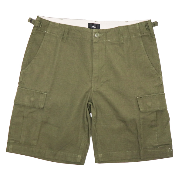 OBEY / RECON CARGO SHORT II (ARMY)