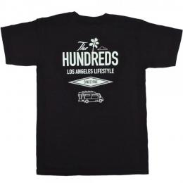 THE HUNDREDS / LIFESTYLE TEE (BLACK)
