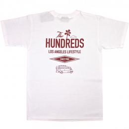 THE HUNDREDS / LIFESTYLE TEE (WHITE)