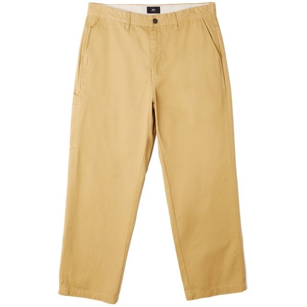 OBEY / HARDWORK CARPENTER PANT II (ALMOND)