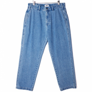 OBEY / HARD WORK CARPENTER DENIM PANT (LIGHT INDIGO)