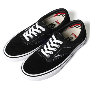 VANS / SKATE ERA (BLACK/WHITE)