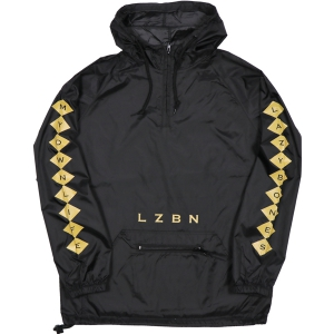 LZBN / DIAMONDS ANORAK JACKET (BLACK)