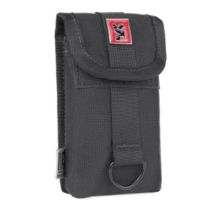 CHROME / PRO ACCESSORY POUCH (BLACK/RED)
