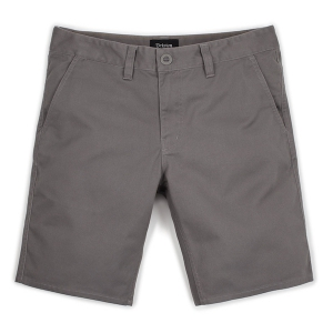 BRIXTON / TOIL II HEMMED SHORT (GREY)