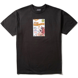 THE HUNDREDS / RESERVOIR TEE (BLACK)