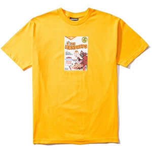 THE HUNDREDS / RESERVOIR TEE (GOLD)