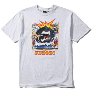 THE HUNDREDS / DIXON TEE (ASH HEATHER)