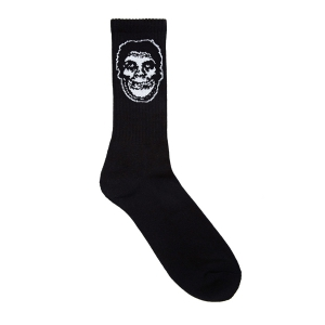 OBEY / OBEY X MISFITS SOCKS (BLACK)