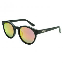 SABRE / ROCKAWAY (MATTE BLACK/RED MIRROR LENS)