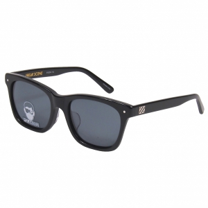 SABRE / FREAK SCENE (GLOSS BLACK/GREY POLARIZED)