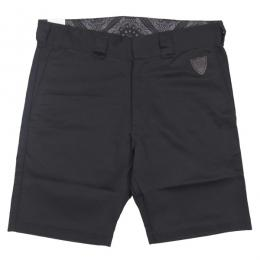 CLOUD13 / COTTON CHINO SHORTS (BLACK)