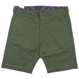 CLOUD13 / COTTON CHINO SHORTS (OLIVE)