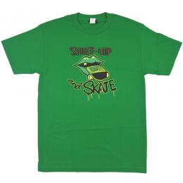 CREATURE / SHUTEE TEE (KELLY GREEN)