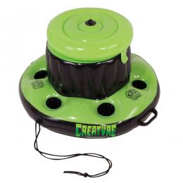 CREATURE / SWIM CLUB FLOATING COOLER (BLACK/GREEN)