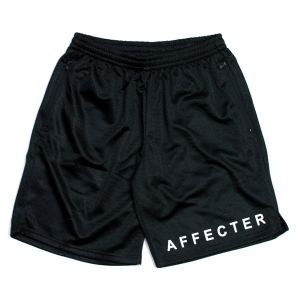 AFFECTER / BEFORE SHORTS (BLACK/WHITE)