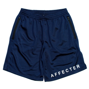 AFFECTER / BEFORE SHORTS (NAVY/WHITE)