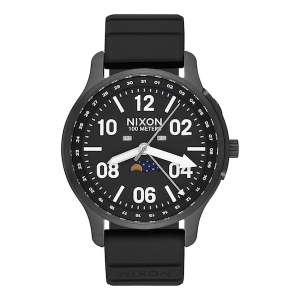 NIXON / THE ASCENDER SPORT (BLACK/LUM)