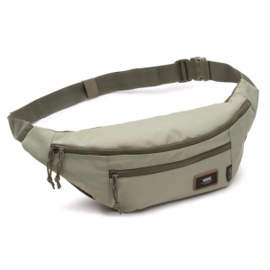 VANS / WARD CROSS BODY PACK (OIL GREEN)