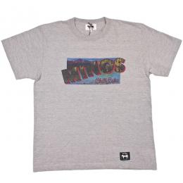 MINOS / SS MINOS CHILL LAKE TEE (M.GREY)