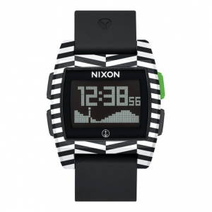 NIXON / THE BASE TIDE (BLACK/CAPTAIN FIN)