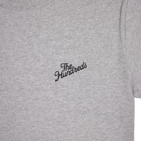THE HUNDREDS / FOREVER SLANT CREST TEE (ATHLETIC HEATHER)