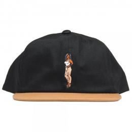 THE HUNDREDS / LOCALS SNAPBACK CAP (BLACK)