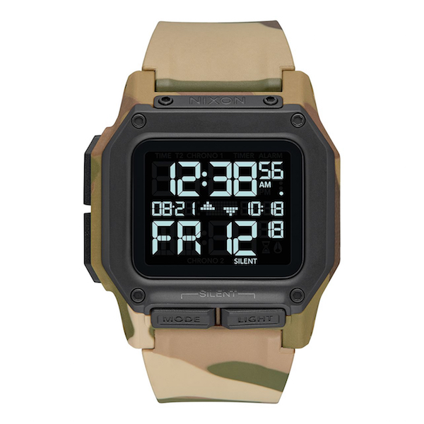 NIXON / THE REGULUS (MULTICAM)