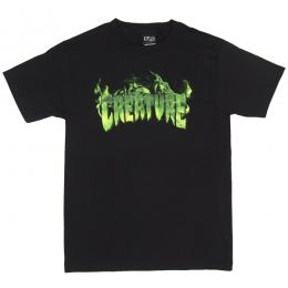 CREATURE / INFERNO TEE (BLACK)