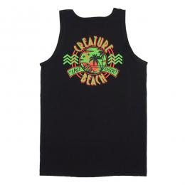 CREATURE / LAST RESORT TANK TOP (BLACK)
