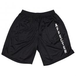 AFFECTER / STAND UP MESH SHORTS (BLACK)