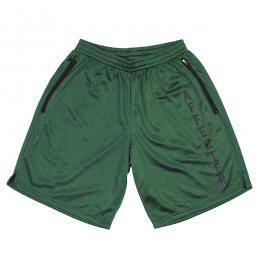 AFFECTER / STAND UP MESH SHORTS (DARK GREEN)