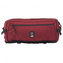 CHROME / KADET NYLON MESSENGER BAG (BRICK)