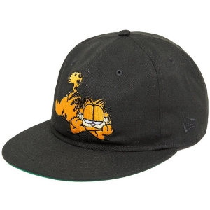 THE HUNDREDS / GARFIELD SNAPBACK CAP (BLACK)