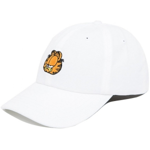 THE HUNDREDS / GARFIELD MOOD DAD HAT (WHITE)