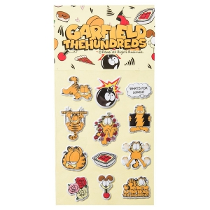 THE HUNDREDS / GARFIELD STICKER PACK