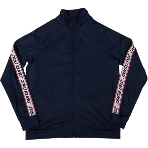 SANTA CRUZ / DASH L/S TRACK JACKET (NAVY)
