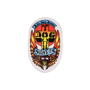 DOGTOWN / BULL DOG STICKER 2""